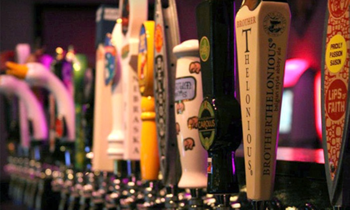 The Lauter Tun - West Omaha: Beer Flight for Two or $10 for $20 Worth of Drinks at The Lauter Tun