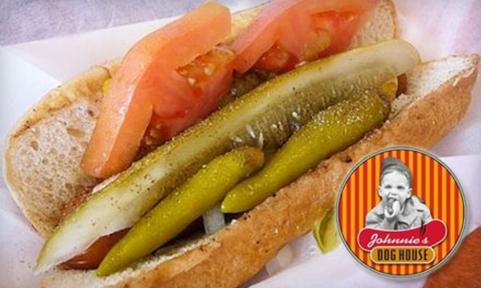 Johnnie's Dog House - Brandywine: $5 for $10 Worth of Hot Dogs and More at Johnnie's Dog House
