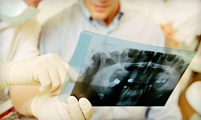 Dr. Kevin J. Deakyne DDS, PC - Salamonie: $59 for an Exam Package with X-rays and a Rotary Toothbrush from Dr. Kevin J. Deakyne DDS, PC in Warren ($185 Value)