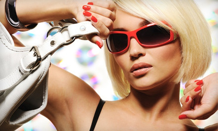 Dean of Shadyside Salon - Shadyside: $35 for a Haircare Package at Dean of Shadyside Salon (Up to $83 Value)