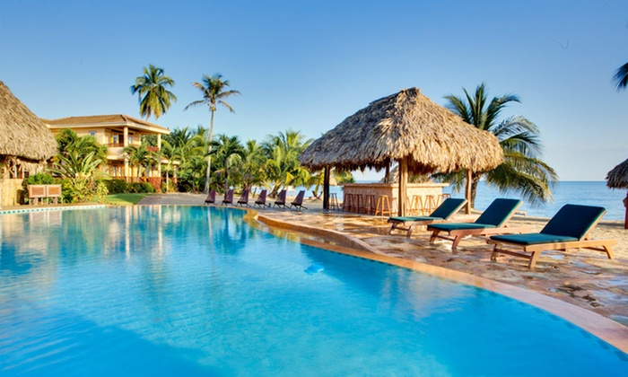 Belizean Dreams - Belize: 4-, 5-, or 7-Night Stay for Two in a One-Bedroom Suite at Belizean Dreams in Belize. Combine Up to 14 Nights.