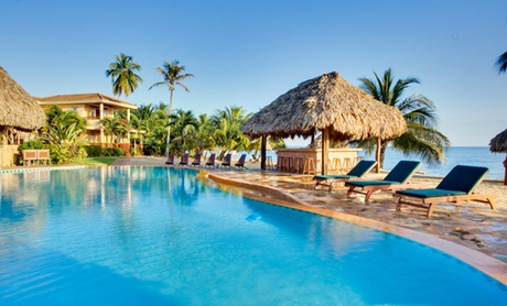 Beachside Resort amid Belize's Unspoiled Wilderness