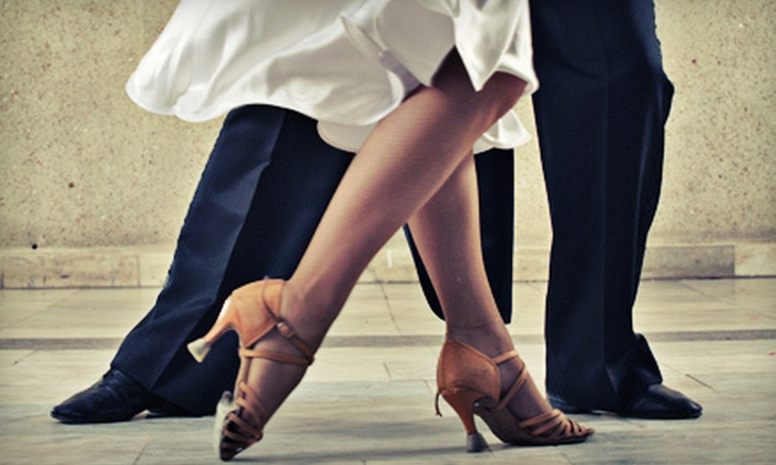 Dance International - Multiple Locations: 4, 8, or 16 Ballroom or Latin Dance Classes or One Semester of Youth Dance Classes at Dance International (Half Off)