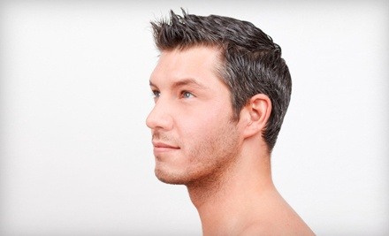 4-Weeks of Laser Hair-Regrowth Treatments (a $200 value) - Sunrise Hair Design in St. Catharines