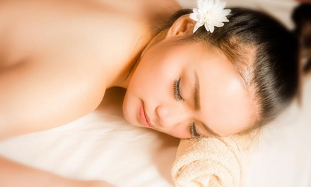 Choice of One-Hour Massage for 1 ($59) or 2 Ppl ($115) at Thai Village Massage & Spa Brisbane - CBD (Up to $240 Value)