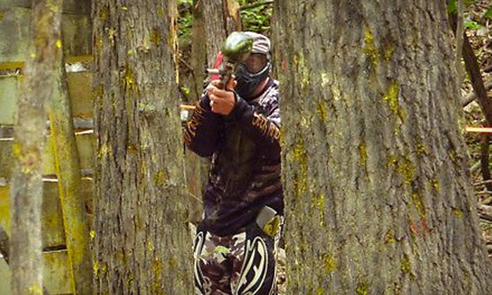Skyline Paintball - Strasburg: Paintball Outing for Two or Four at Skyline Paintball in Strasburg (Up to 53% Off)