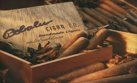 Cigar Sample Pack (a $70 total value) - Bobalu Cigar Company in Austin