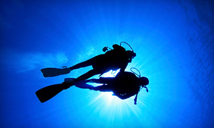 Adventure Sports Unlimited - Central Santa Cruz: $179 for a PADI Open Water Diver Certification Course at Adventure Sports Unlimited in Santa Cruz ($360 Value)