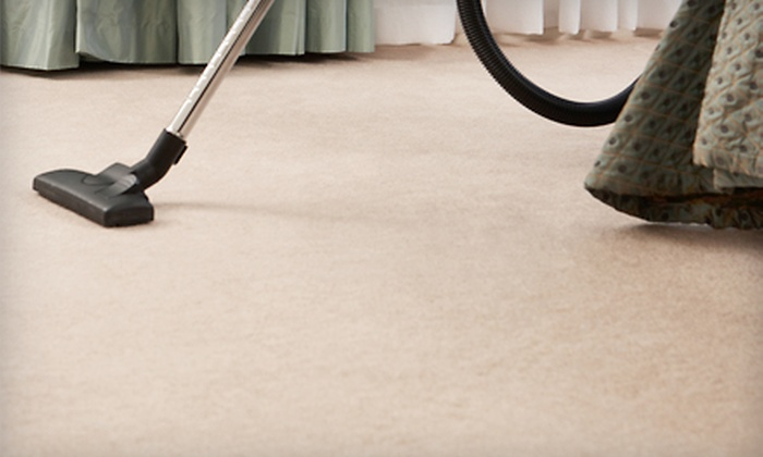 Super Scrub - Lutherville - Timonium: $49 for Carpet Cleaning for Three Rooms from Super Scrub ($150 Value)