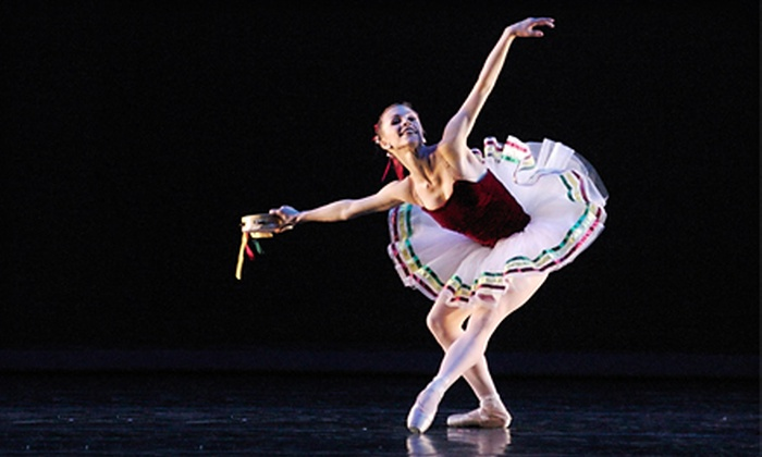 """James Sewell Ballet presents """"Le Dance Off"""" - Brooklyn: $16 for Ticket to James Sewell Ballet's """"Le Dance Off"""" at On Stage at Kingsborough in Brooklyn on December 3 ($33 Value)"""