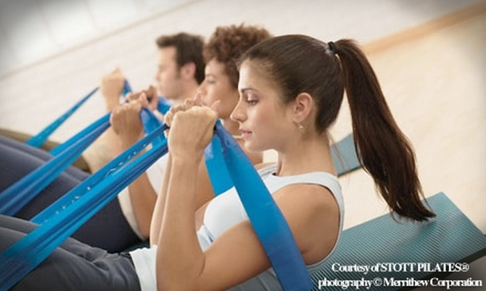 Stability Pilates and Physical Therapy - Sandy Springs: $39 for One Month of Unlimited Pilates and Yoga Classes at Stability Pilates and Physical Therapy in Sandy Springs ($124 Value)
