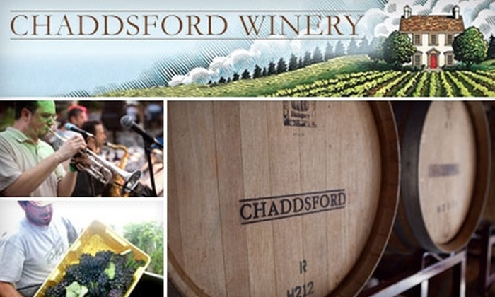 Labor Day Weekend Jazz Festival - Pennsbury: $12 for Admission to Labor Day Weekend Jazz Festival at Chaddsford Winery, September 4–6 ($25 Value). Choose from Three Dates.