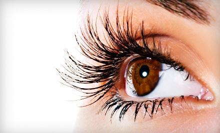 Partial Eyelash Extensions ($70 value) - Believe Skin Care Studio in Oakhurst