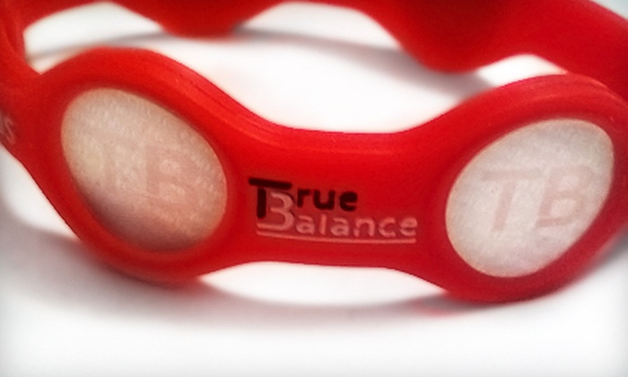 True Balance - El Paso: One or Two True Balance Bracelets at the True Balance Kiosk (Up to 62% Off)
