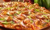 Hot City Pizza - East Sacramento: $10 for $20 Worth of Specialty Pizzas, Pastas, and More from Hot City Pizza