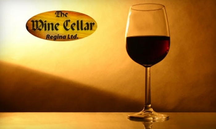Wine Cellar Regina - North Central: $54 for Winemaking Experience at Wine Cellar Regina