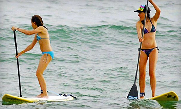 Fort Lauderdale Stand Up Paddle - Central Beach: Private Standup-Paddleboarding Lesson or Paddleboard Tour at Fort Lauderdale Stand Up Paddle