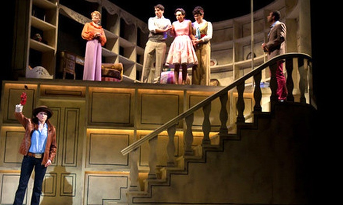 TheatreWorks - Multiple Locations: $99 for a Four-Play Subscription to TheatreWorks (Up to $224.60 Value)