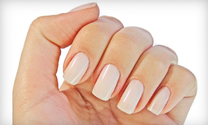 Salon 134 West - Palatine: One or Three No-Chip Manicures at Salon 134 West