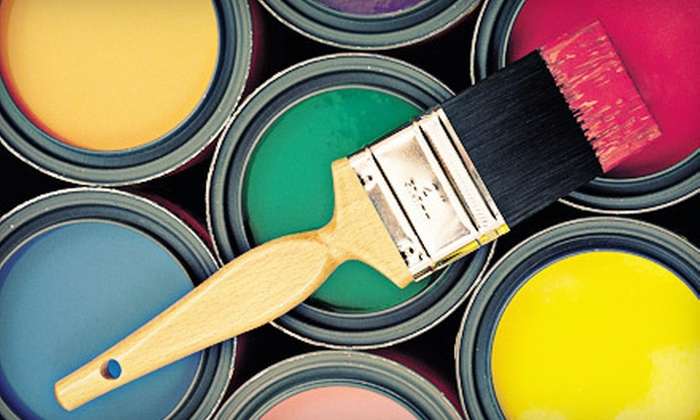 Clark Pro Painting Inc. - Downtown St. Petersburg: Home Painting for One Small or Large Room from Clark Pro Painting Inc. (Up to 71% Off)