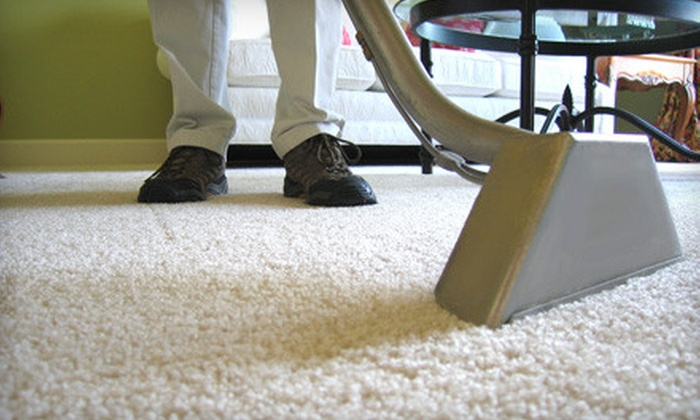 All Pro Quality Cleaning Service - Lochearn: Carpet Cleaning for Two, Four, or Six Rooms from All Pro Quality Cleaning Services (Up to 78% Off)