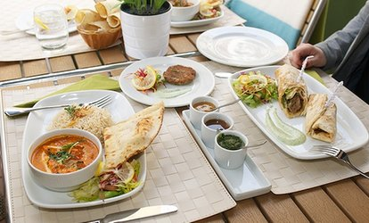 image for Two-Course A La Carte Indian Meal for Up to Six at Salt N Pepper (Up to 53% Off)