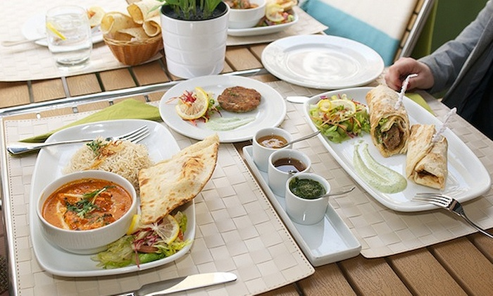 Two-Course A La Carte Indian Meal for Up to Six at Salt N Pepper (Up to 53% Off)