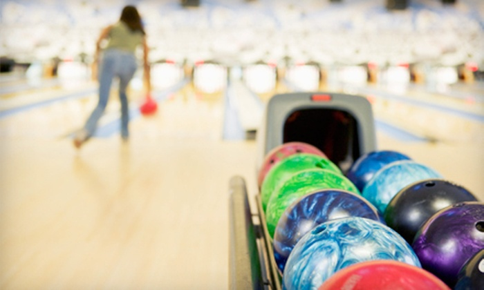 Diablo Valley Bowl - Concord: Bowling, Shoe Rental, and Soda for Two or Four at Diablo Valley Bowl in Concord (Up to 53% Off)
