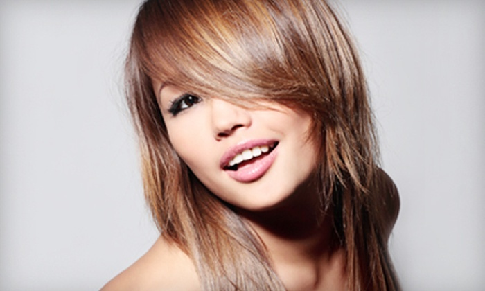 Beautiful by TashaLynn - West Scioto: Styling Package with Cut and Color or Highlights, or Cut and Conditioning at Beautiful by Tashalynn (Up to 56% Off)