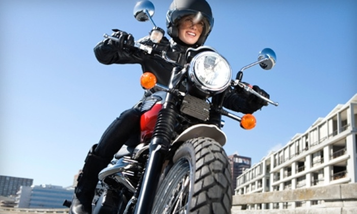 Motorcycle Riding School - Chicago: $150 for Basic Rider Course at Motorcycle Riding School ($300 Value)