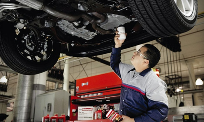 Carolina Ford Dealers - Multiple Locations: $39 for Three Fuel Saving Maintenance Packages from Carolina Ford Dealers (Up to $119.85 Value)