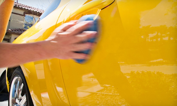 KA Car Care - The Annex: $129 for a Full Professional Detailing at KA Car Care (Up to $451.99 Value)
