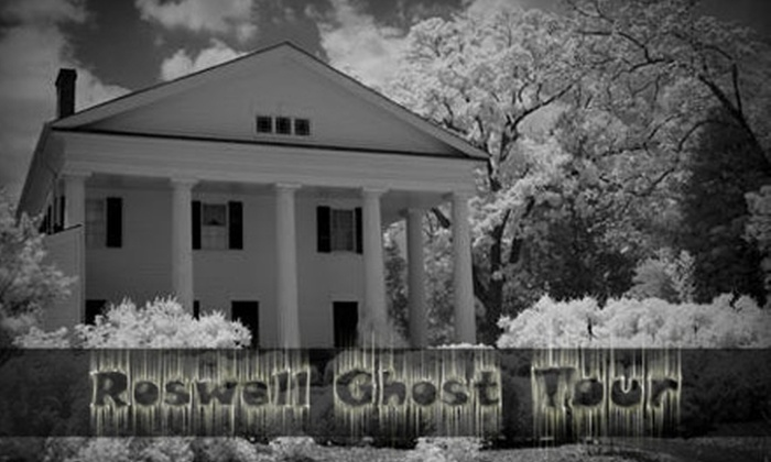 Roswell Ghost Tour - Roswell: $7 for One Ticket to the Roswell Ghost Tour (Up to $15 Value)