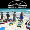 Half Off Surfing or Paddleboard Lessons at SoBe Surf