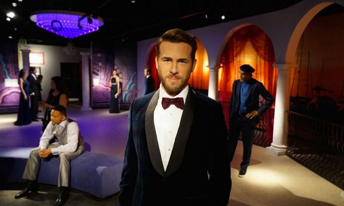 Madame Tussauds - Doctor Phillips: Entry for One Adult or One Child to Madame Tussauds Orlando (Up to 25% Off)