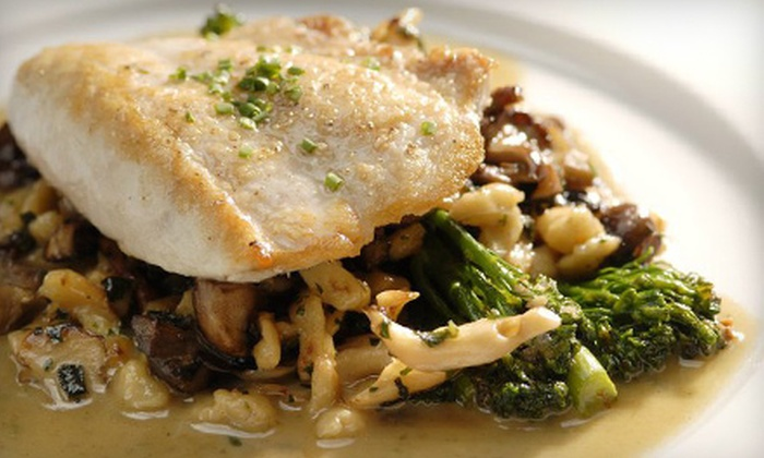 Michael Smith Restaurant - Crossroads: $30 for $60 Worth of Upscale Contemporary Cuisine at Michael Smith Restaurant