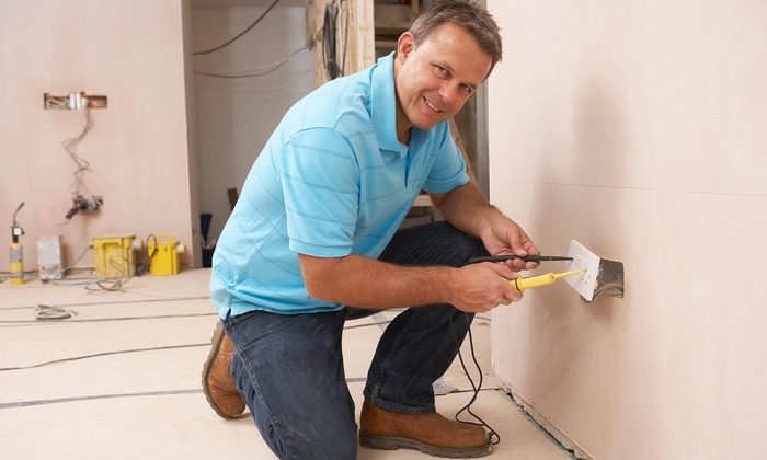 T.W Electric - Washington DC: Dimmer Installation with Hardware from T.W Electric (45% Off)