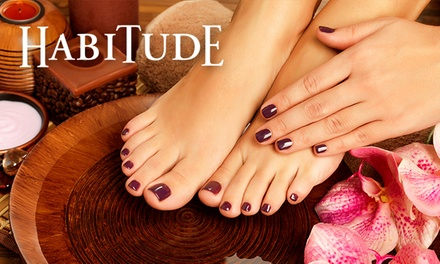 One Ultimate Pedicure at Habitude Day Spa and Salon (Up to 33% Off)