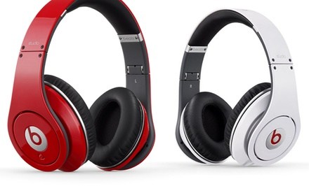 Beats By Dr. Dre – Beats Studio Over-the-Ear Headphones. Multiple Colors Available. Free Returns.