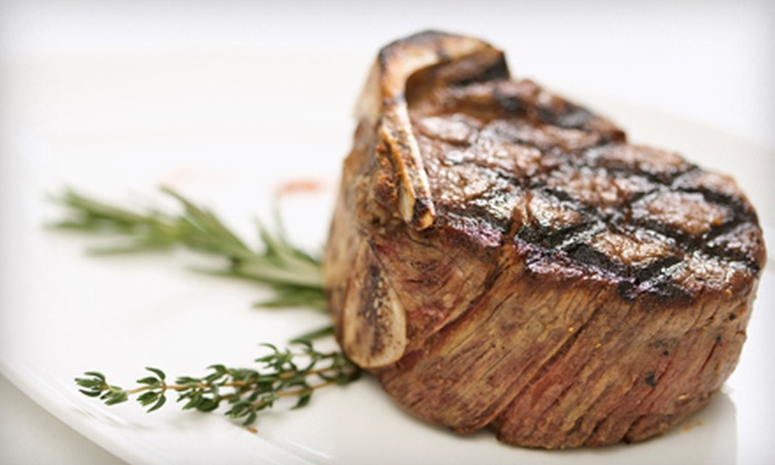 Christopher's Prime Steak House and Grill - Multiple Locations: $25 for $50 Worth of Steak-House Dinner Cuisine at Christopher's Prime Steak House and Grill