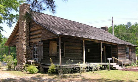 Pioneer Museum of Alabama for Two, Four, or Six (50% Off)