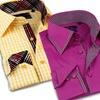 Brio Men's Bright Dress Shirts