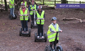 Dorset Segways - Dorset: Segway Experience from £15 at Dorset Segways, Upton Country Park (Up to 50% Off)
