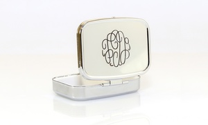 Monogramhub.com: $5 for a Monogrammed Compact Case from Monogramhub.com ($59.99 Value)