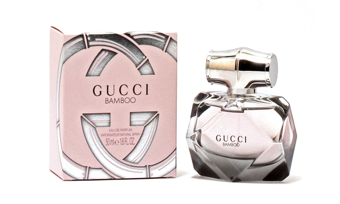 Up To 45 Off On Gucci Bamboo Womens Fragrance Groupon Goods