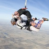 Sensations fortes en parachute