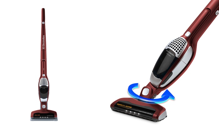 electrolux vacuum. electrolux ergorapido brushroll clean 2-in-1 vacuum cleaner: s