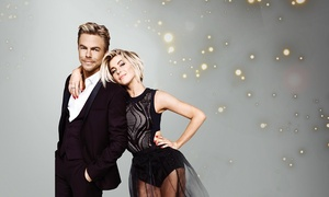 MOVE LIVE on TOUR Starring Julianne & Derek Hough: MOVE LIVE on TOUR starring Julianne and Derek Hough at Susquehanna Bank Center on Saturday, July 11 (Up to 51% Off)