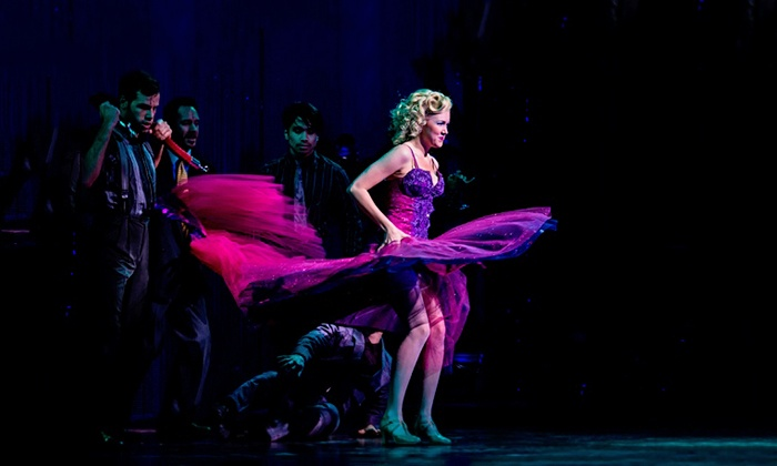 """""""Flashdance"""" - Hershey Theatre: """"Flashdance"""" at Hershey Theatre on April 29–May 4 (Up to 56% Off)"""