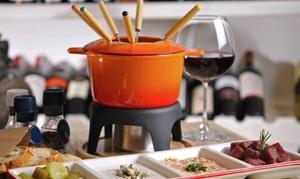Make It Easy Milano: Menu con fondue chinoise, tagliere misto e bottiglia di vino al ristorante Make it Easy Milano (sconto fino a 40%)